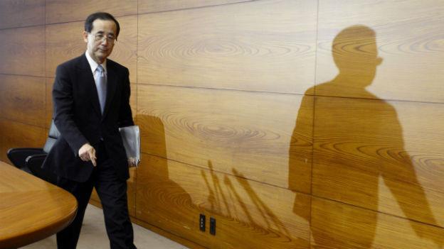 Japanischer Notenbankchef tritt vorzeitig ab