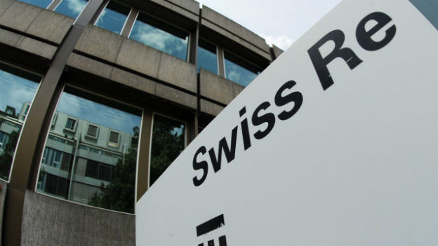 Swiss Re steigert Gewinn auf 4,2 Milliarden Dollar