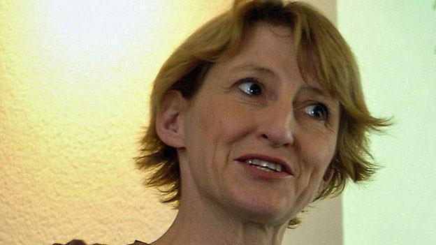 Ökonomin Monika Bütler.
