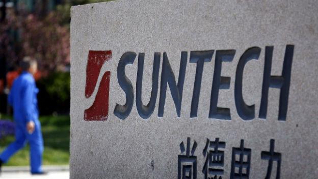 Musste am Mittwoch Konkurs anmelden: Der chinesische Solar-Multi Suntech.