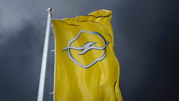 GM stütz Opel mit vier Milliarden Euro.