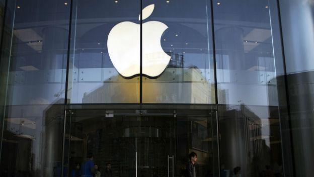 Apple mit erstem Gewinnrückgang seit fast zehn Jahren.