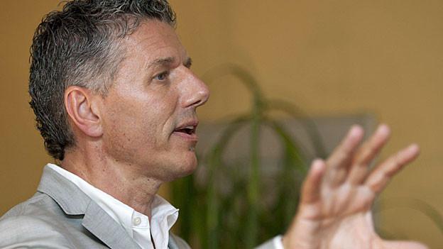 René Kamm, CEO der MCH Group.