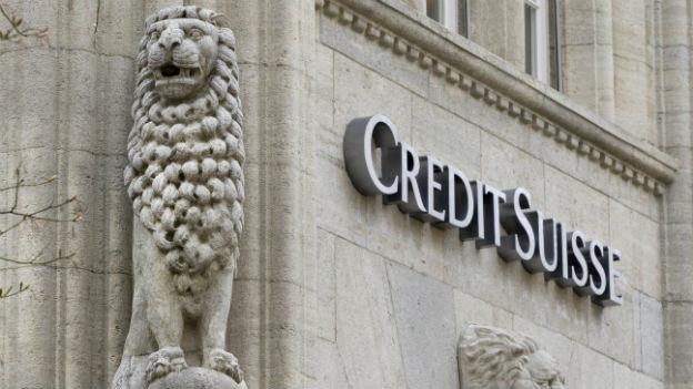 1,3 Milliarden Franken Gewinn im ersten Quartal für die Credit Suisse.
