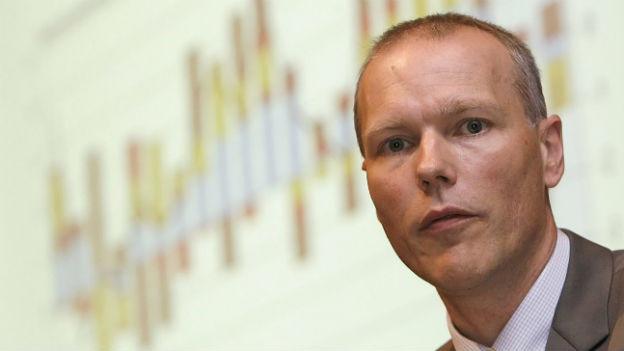 Jan-Egbert Sturm leitet die Konjunkturforschungsstelle KOF der ETH Zürich