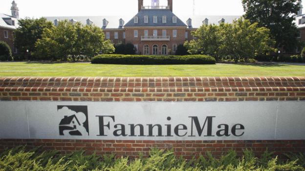 Der Baufinanzierer Fannie Mae hat sich erholt.
