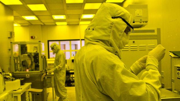 Labor für Nanotechnologie
