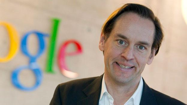 Google-Schweiz-Chef Patrick Warnking
