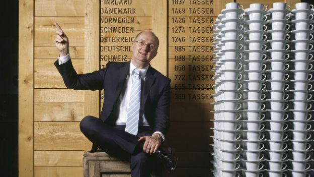 Emanuel Probst, Direktor der Jura Elektroapparate AG