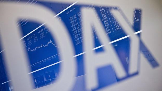 Der Dax spiegelt die Entwicklung der 30 wichtigsten deutschen börsennotierten Unternehmen.