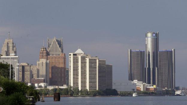 Einst die viertgrösste Stadt der USA: Detroit ist bankrott.