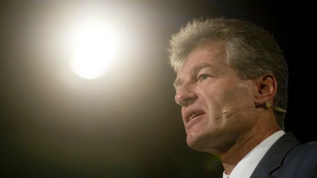 Heinz Karrer soll neuer Economiesuisse-Präsident werden.