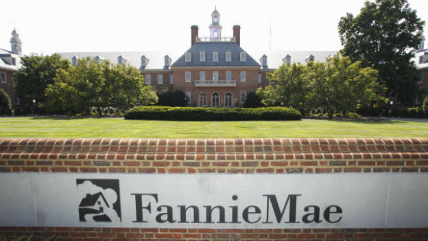 Der Firmensitz von Fannie Mae in Washington D.C.