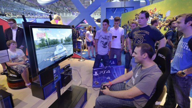 Gamescom in Köln 2013: gamen im Akkord.