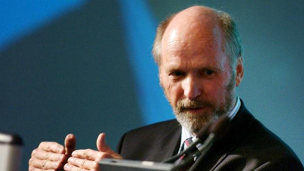 Matthias Haller ist Präsident der Stiftung Risiko-Dialog.