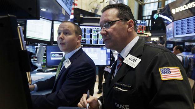 Die Wallstreet war vom US-Notenbank Protokoll wenig begeistert - Die Kurse sind gestern gefallen