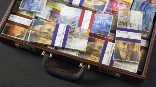 Die Schweiz macht im Kampf gegen die Steuerflucht zu wenig Fortschritte, kritisiert die OECD.