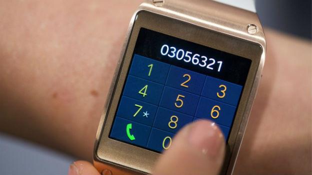 Hohe Erwartungen an die «Galaxy Gear» von Samsung.