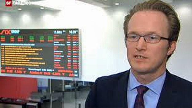 Christian Gattiker, Aktienstratege Bank Julius Bär.