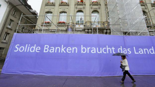 Viele Banken halten immer noch zu wenig Eigenkapital.
