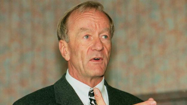 Hans Widmer war einer einer der führenden Köpfe der Schweizer Wirtschaft.