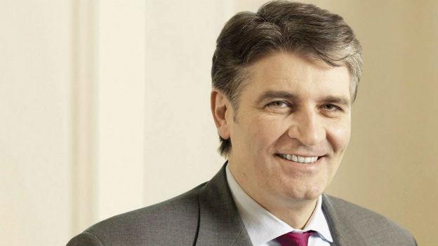 Raoul Weil, ehemaliger Chef des Global Wealth Management bei der UBS.