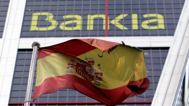 Die spanischen Banken sind dank dem 40 Mrd.-Kredit wieder auf Kurs.