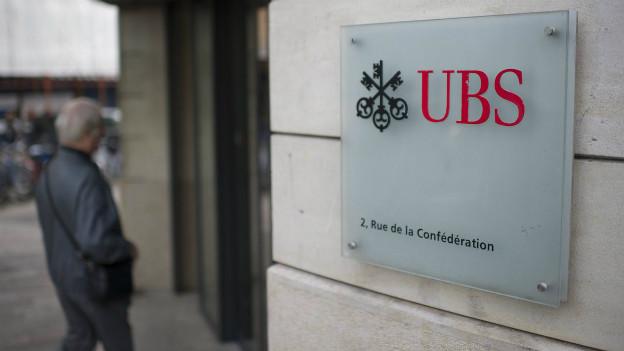 Die Grossbank UBS zahlt nur noch älteren Mitarbeitern Abgangsentschädigungen