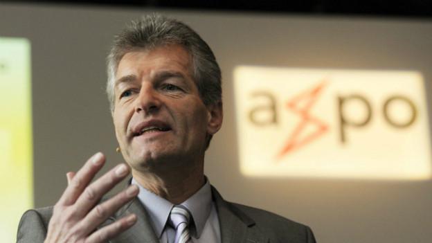 Axpo-Chef Heinz Karrer