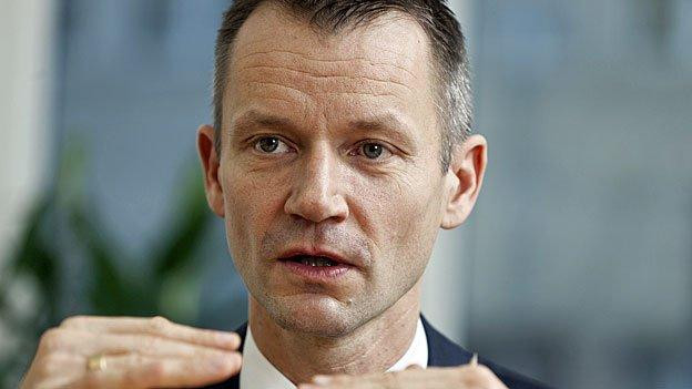Daniel Kalt, Chefökonom UBS