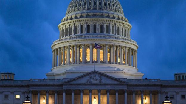 Noch gibt es keine Lösung im US-Budgetstreit.