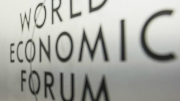 SRF 4 News Spezialsendung aus Davos