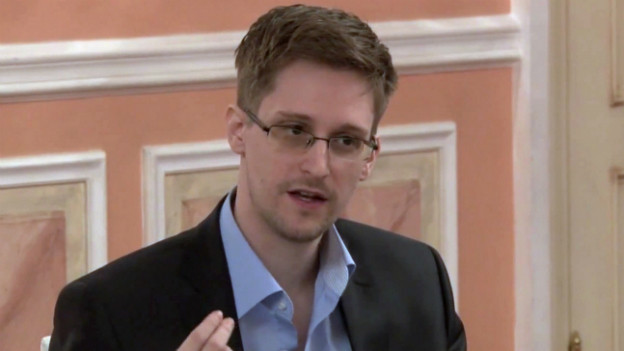Snowden beantwortete Fragen via Twitter.