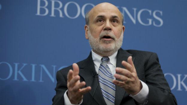 Ben Bernanke tritt ab - nach acht Jahren an der Spitze der Fed.