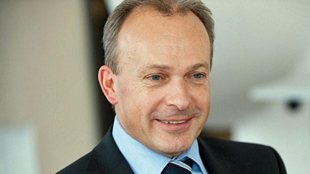 Swisscom-Chef Urs Schaeppi.