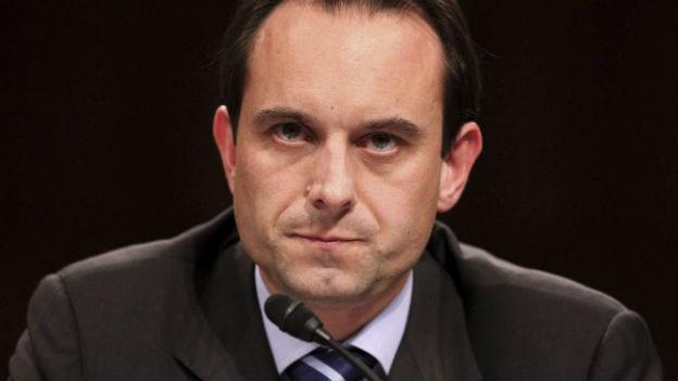 Der neue Finma-Direktor Mark Branso