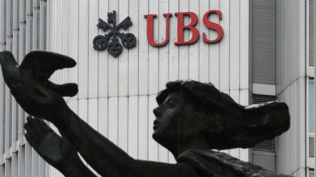 Analysten hatten mit einem Gewinnrückgang bei der UBS gerechnet.