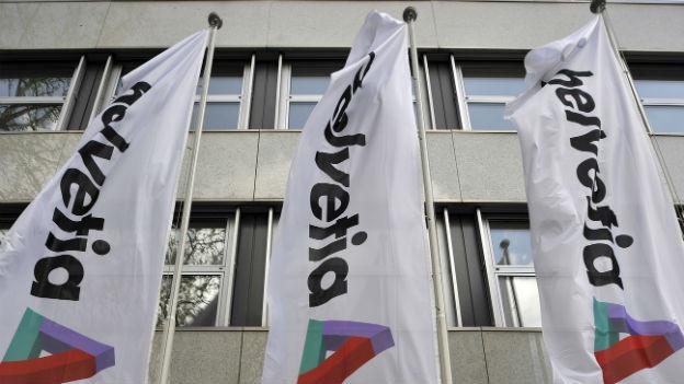 Helvetia-Hauptsitz in Basel.