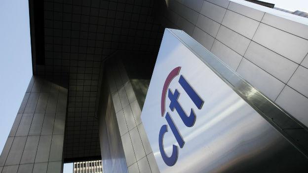 Die Citigroup muss eine Milliardenbusse bezahlen
