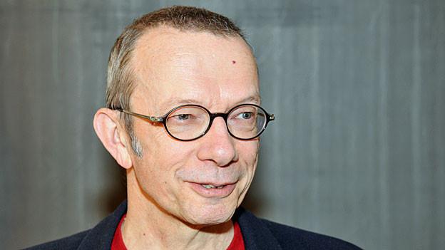 Wirtschaftshistoriker Adrian Knöpfli.