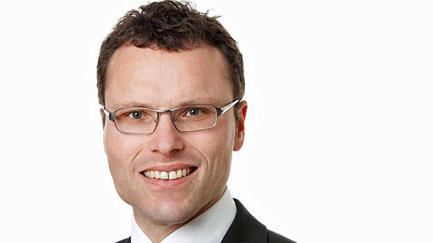 Richard Kämpf ist der Leiter Tourismuspolitik im Staatssekretariat für Wirtschaft.