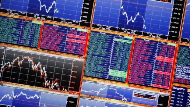 Bewegtes Börsenjahr 2014 (Archiv)