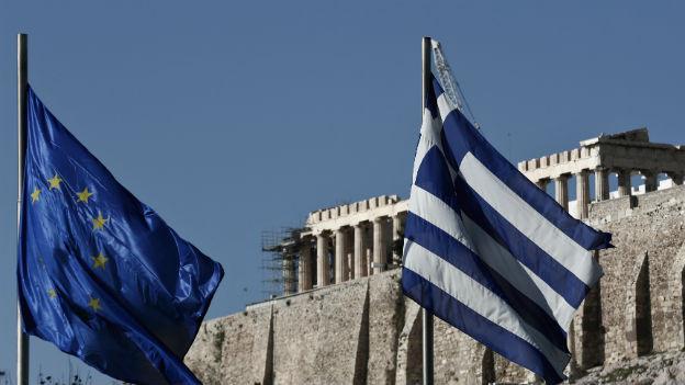 Griechenland will die Periode der EU-Ratspräsidentschaft mit der Rückkehr an die internationalen Finanzmärkte krönen.