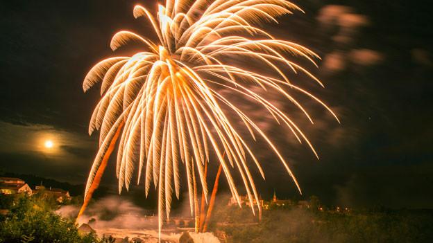 Das Feuerwerk zum Schluss. Trend blickt zurück auf ein bewegtes Wirtschaftsjahr.