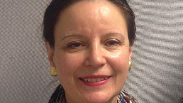 Unternehmensberaterin und Energiespezialistin Cornelia Meyer.