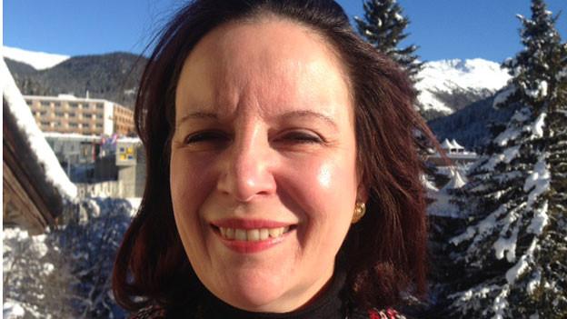 Cornelia Meyer, Oekonomin und Energieexpertin