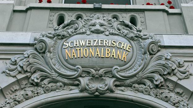Am Donnerstag legte die SNB eine geldpolitische Lagebeurteilung vor.