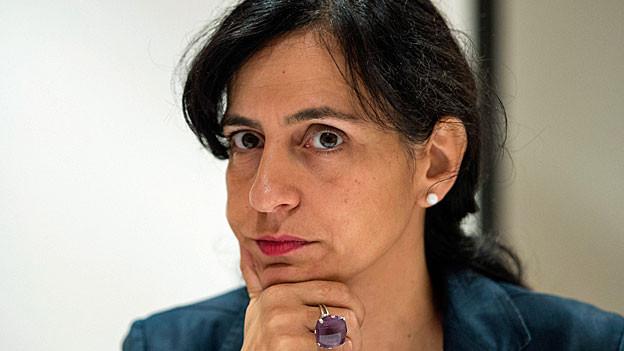 Vania Alleva. Portraitbild.