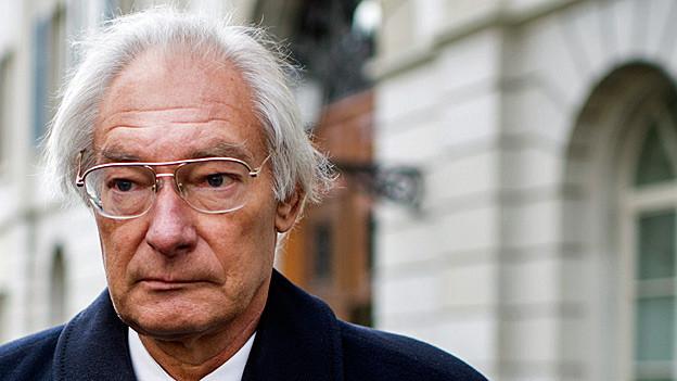 Rolf Erb. Portraitbild.