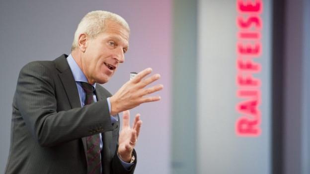 Auch seine E-Mails werden überprüft: Ex-Raiffeisen-Präsident Pierin Vincenz